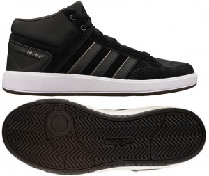 Buty ADIDAS Cloudfoam ALL COURT Mid B43858