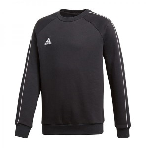 Bluza ADIDAS CORE 18 Junior czarna CE9062