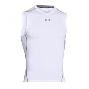 Bezrękawnik UNDER ARMOUR HeatGear Compression 1257469-100
