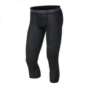Leginsy NIKE PRO HyperCool Tights 3/4 888297-011