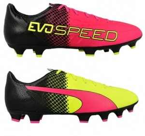 Buty Puma EvoSpeed 4.5 FG Tricks 103592-01
