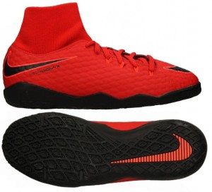 Buty halowe NIKE Hypervenom Phelon 3 DF IC Junior 917774-616