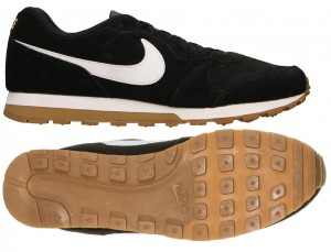 Buty NIKE MD RUNNER 2 Suede AQ9211-001