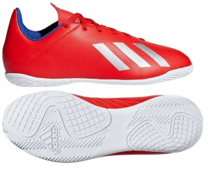 Buty halowe ADIDAS X 18.4 IN Junior BB9410