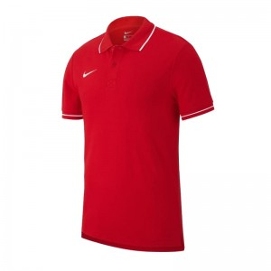 Koszulka NIKE TEAM Club 19 POLO AJ1502-657