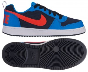 Buty NIKE Court BOROUGH JUNIOR 839985-404