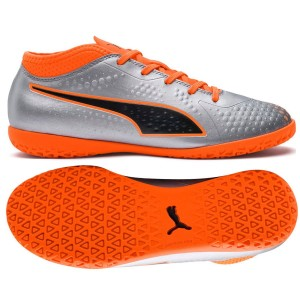 Buty halowe PUMA ONE 4 IT Junior 104783 01