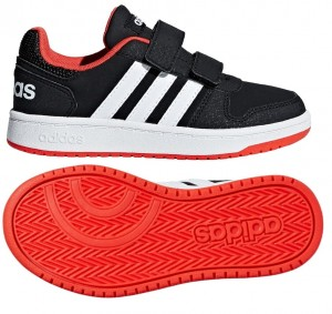 Buty ADIDAS HOOPS 2.0 CMF Junior B75960