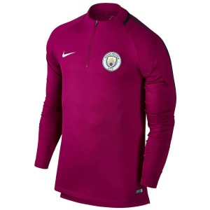 Bluza NIKE MANCHESTER City Dril Top 854727 665