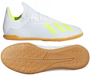 Buty halowe ADIDAS X Tango 18.3 IN Junior BB9397