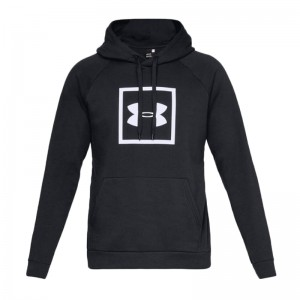 Bluza UNDER ARMOUR RIVAL Logo 1329745-001