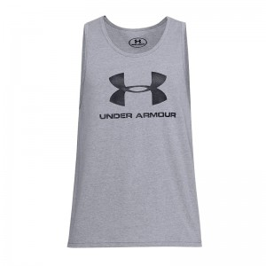 Bezrękawnik UNDER ARMOUR Logo 1329589-036