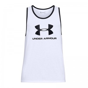 Bezrękawnik UNDER ARMOUR Logo 1329589-100