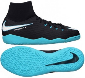 Buty halowe NIKE Hypervenom Phelon 3 DF IC Junior 917774-414