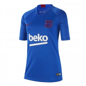 Koszulka Nike FC BARCELONA Breathe Junior AO6441 402