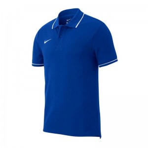 Koszulka NIKE TEAM Club 19 POLO AJ1502-463