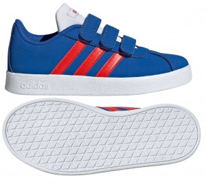 Buty ADIDAS VL COURT 2.0 CMF Junior EE6904
