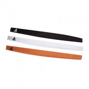 Opaski na włosy ADIDAS HAIRBANDS 3pack EA0389