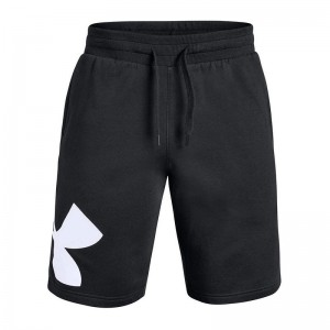 Spodenki UNDER ARMOUR RIVAL Logo 1329747-001