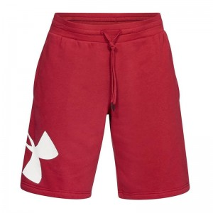 Spodenki UNDER ARMOUR RIVAL Logo 1329747-651