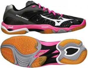 Buty MIZUNO Wave Mirage WMNS X1GB155001