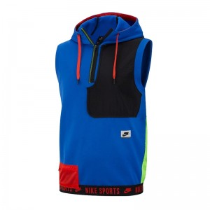 Bezrękawnik NIKE Therma HOODED PX CD5716-480