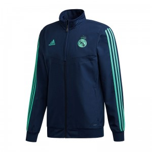 Bluza ADIDAS REAL Madryt Pres DX7833