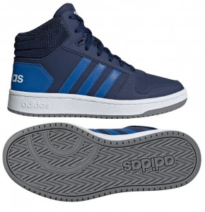 Buty ADIDAS HOOPS Mid 2.0 Junior EE6707