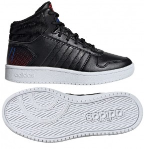 Buty ADIDAS HOOPS Mid 2.0 Junior EE8547
