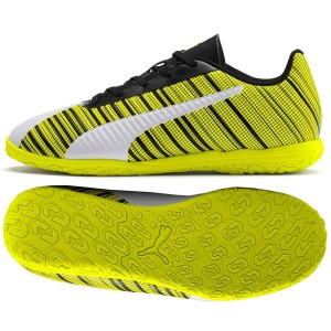 Buty halowe PUMA ONE 5.4 IT Junior 105664 04