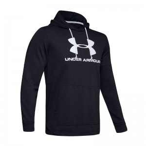 Bluza UNDER ARMOUR Terry Logo 1348520-001