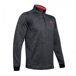 Bluza UNDER ARMOUR Fleece 1/2 Zip 1320745-002
