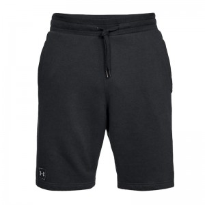 Spodenki UNDER ARMOUR RIVAL Fleece 1320742-001