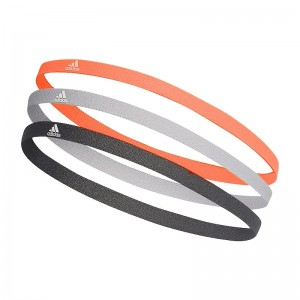 Opaski na włosy ADIDAS HAIRBANDS 3pack FM0217