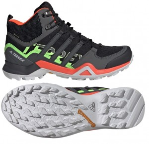 Buty ADIDAS TERREX SWIFT R2 GTX Mid Hiking FU7603
