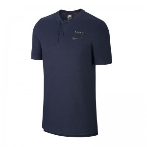 Koszulka Nike FC BARCELONA Grand Slam Polo CK9200-475