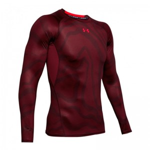 Koszulka UNDER ARMOUR HeatGear 1345721-615