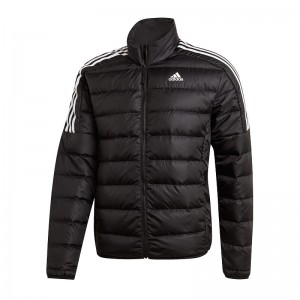 Kurtka ADIDAS ESSENTIALS Down czarna GH4589