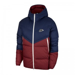 Kurtka NIKE NSW Down-Fill Windrunner Shield CU4404-410