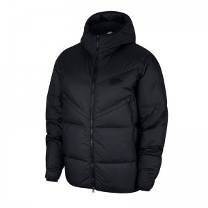 Kurtka NIKE NSW Down-Fill Windrunner Shield CU4404-010