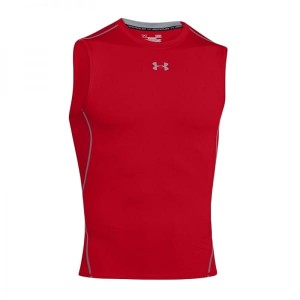 Bezrękawnik UNDER ARMOUR HeatGear Compression 1257469-600