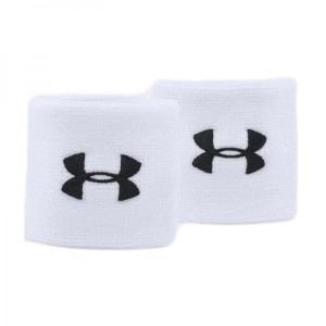 Frotka na nadgarstek UNDER ARMOUR Wristbands 1276991-100