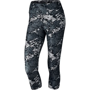 Spodnie do biegania NIKE Legend Tight Poly Capri 724935-010