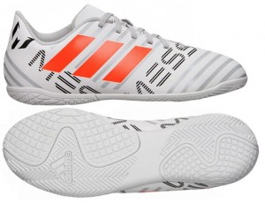 Buty halowe ADIDAS NEMEZIZ 17.4 IN Junior S77209