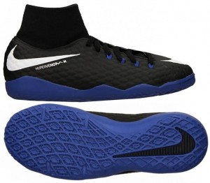 Buty halowe NIKE Hypervenom Phelon 3 DF IC Junior 917774-002