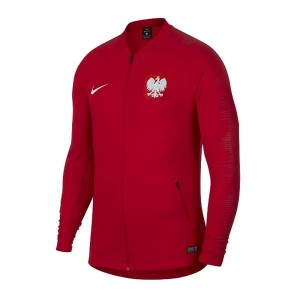 Bluza NIKE POLSKA Anthem 2018 Junior 893848-611