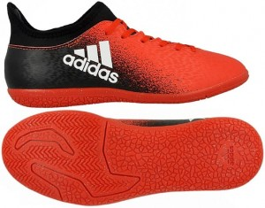 Buty halowe ADIDAS X 16.3 IN RED LIMIT JUNIOR BB5718