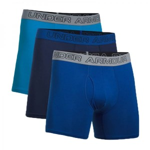 Bokserki UNDER ARMOUR Cotton 3Pac 1277279-788