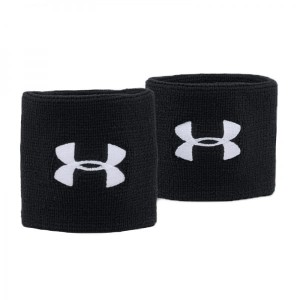 Frotka na nadgarstek UNDER ARMOUR Wristbands 1276991-001