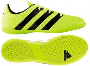 Buty halowe ADIDAS Ace 16.4 IN Speed Junior BA8608